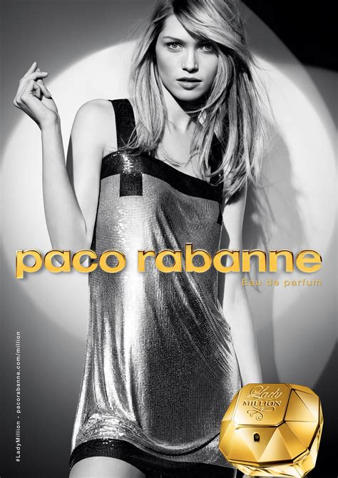 paco rabanne lady million fragranze magiche