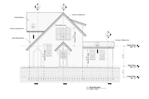Types Of Interior Design Drawings by The 6 Key Drawing Types For Residential Construction