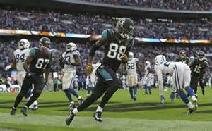 Jaguars Wembley Hurns Is Jaguars Again In 30 27 Win