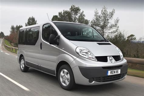Renault Traffic by Renault Trafic 2001 Review Honest
