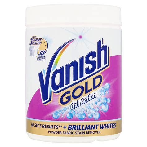 Whitening Gold Wash Rossa vanish white gold stain remover 940g at wilko