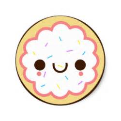sugar cookies stickers zazzle