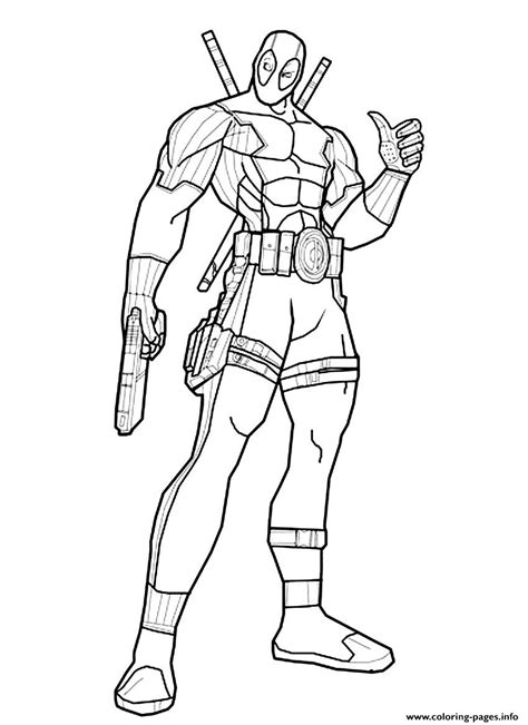 deadpool coloring book deadpool coloring pages printable