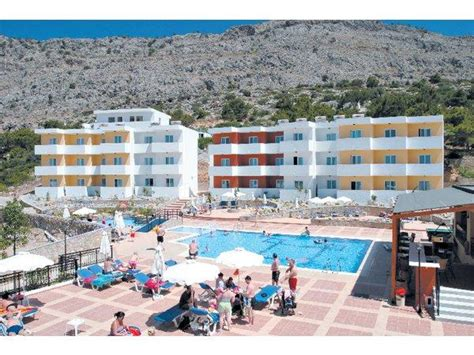 Stella Apartments, Pefkos, Rhodes, Greece. Book Stella