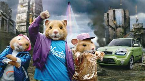 Kia Hamsters Rock Kia Hamsters Return To Quot Some Soul Quot With Lmfao S