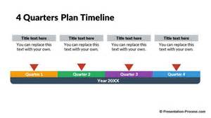 flat design templates for powerpoint timeline