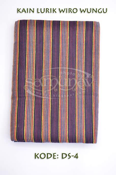 Bahan Baju Jogja Tenun Jawa Tenun Lurik grosir baju jawa tradisional grosir kain lurik ds untuk