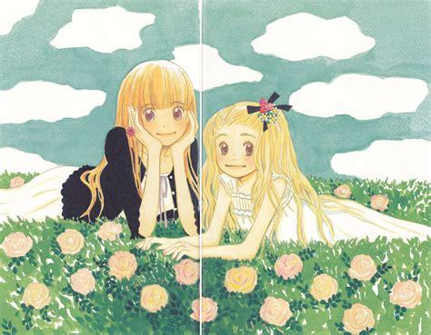 honey and clover honey and clover honey clover artbook p 70 71 minitokyo
