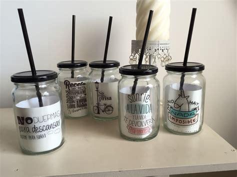 decorar vasos con tapa pin de carina dure en tragos
