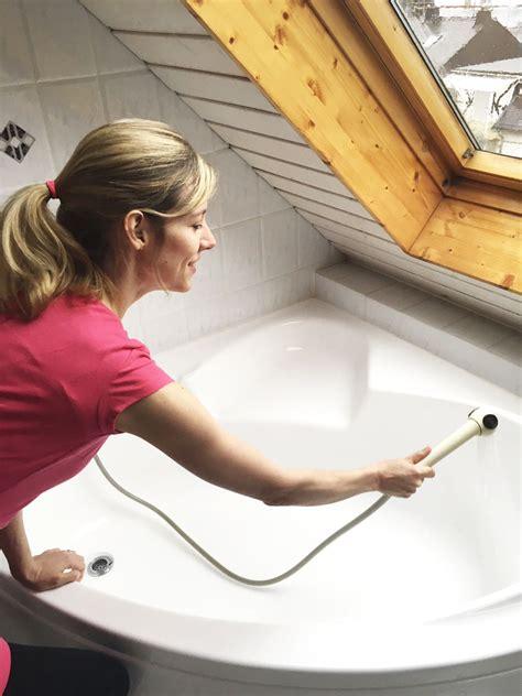 badewanne putzen badewanne putzen die besten tricks rosanisiert