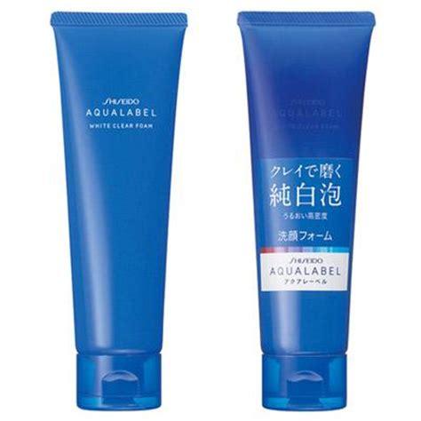 Shiseido Aqualabel Acne Care Whitening Emulsion 130ml new shiseido japan aqualabel white clear foam whitening