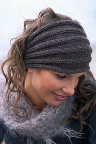 how to knit a simple headband easy knit headband