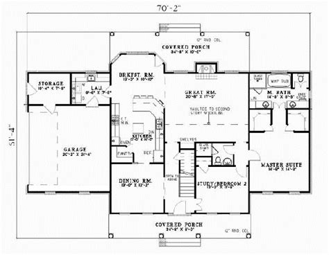 plan 110 00919 2 bedroom country house plan 5 bedrooms 3 bath 2698 sq ft plan