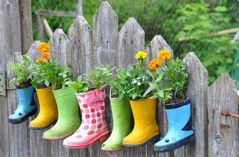 Garden Items Be Inventive Go Creative With Creative Garden Ideas