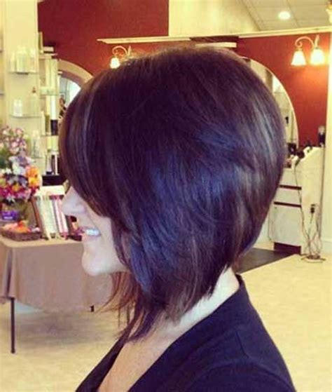 cut sholder lenght hair upside down 20 inverted bob hairstyles short hairstyles 2017 2018
