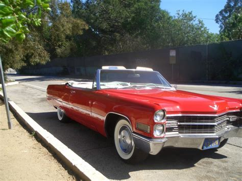 cadillac 1966 for sale 1966 cadillac convertible for sale