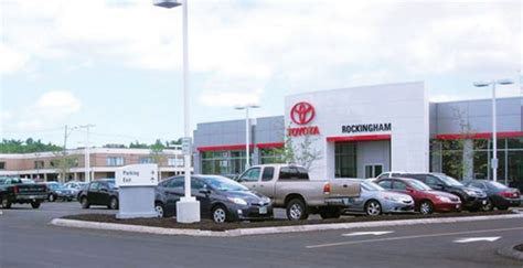 Toyota Rockingham Rockingham Honda Salem Nh New And Used Car Dealership