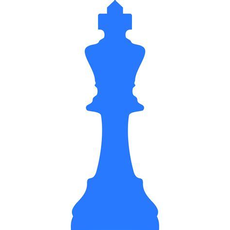 staunton chess pieces clipart silhouette staunton chess king
