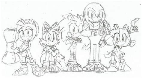 sonic boom coloring pages to print coloring home