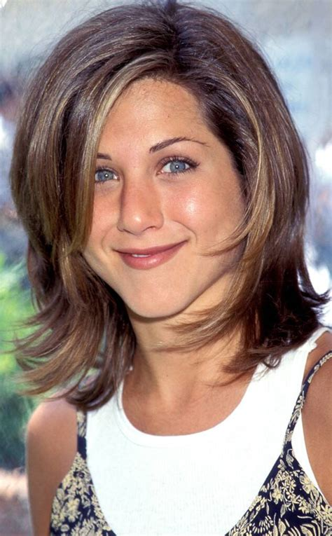 what color are aniston s aniston s hair evolution just taught us 6 new