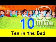 ten in the bed lyrics 1000 images about kiddie video s on pinterest children