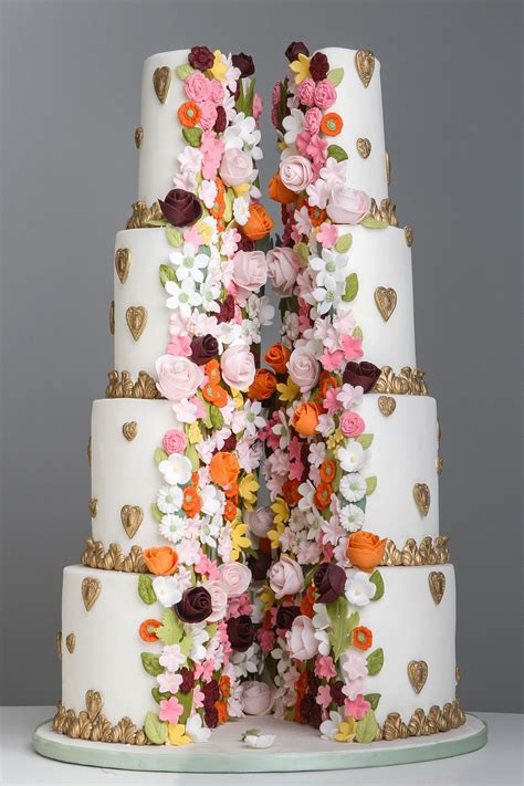 Fall Wedding Cakes by Fall Wedding Cakes Www Pixshark Images Galleries