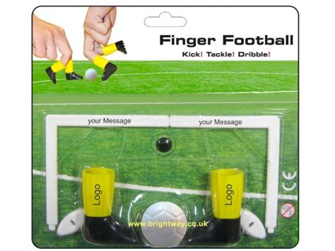 How To Make A Finger Football Out Of Paper - brightways finger football