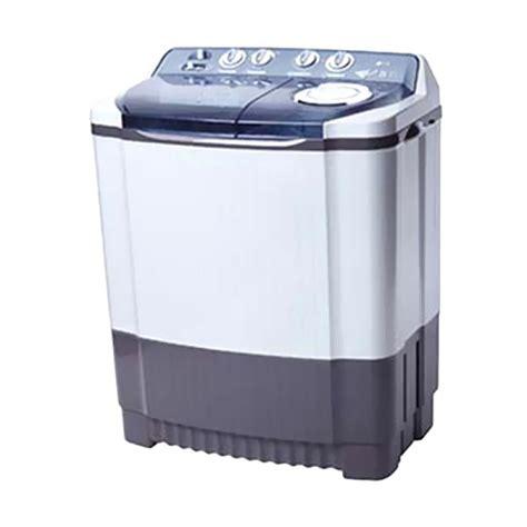 Mesin Cuci Lg Kapasitas 9 Kg jual lg p905r semi auto washer tub mesin cuci putih