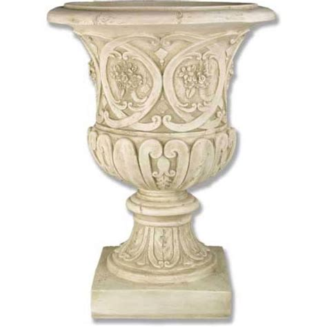 Urn Planters by Antique Lippie Urn Orlandi Statuary Inc Indoor