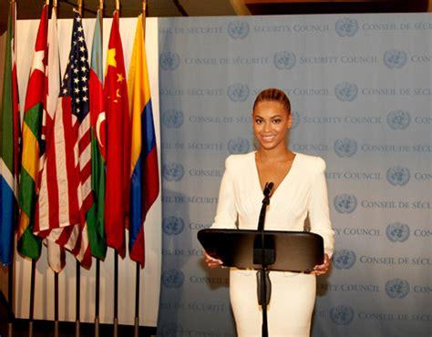 beyonces world humanitarian day message raycornelius com beyonc 233 filmed i was here music video
