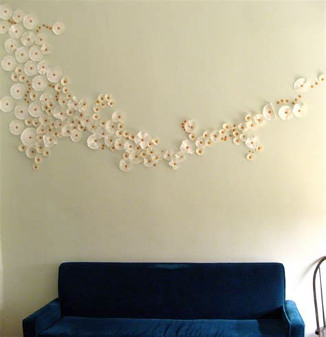 Diy Wall Decor Ideas For Bedroom Diy Idea High Impact Low Cost Wall Curbly