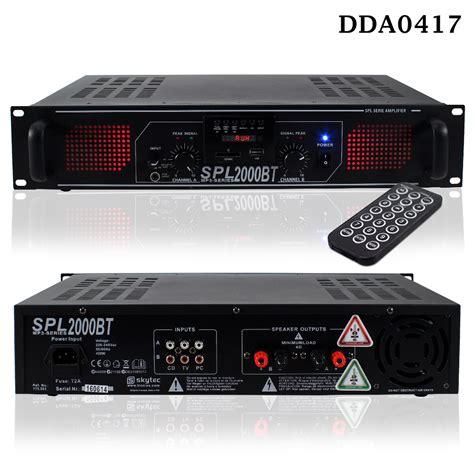 download mp3 dj uno choice skytec spl series pro amplifier dj disco pa mp3