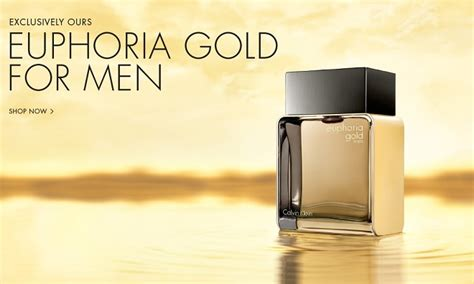 Ck Euphoria Gold 100ml ck euphoria gold 50ml edt by calvin klein for perfume shopping shopping square
