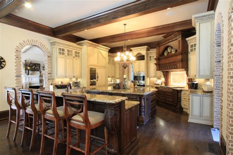 Luxury Handmade Kitchens - luxury custom kitchen design traditional kitchen
