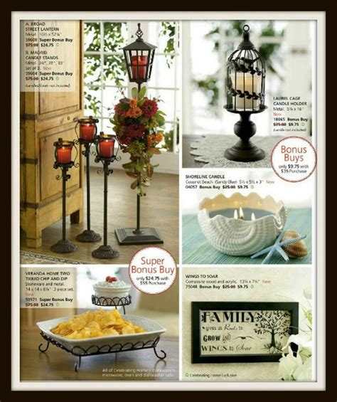 Home Interiors Party Catalog by 1000 Images About Celebrating Home With June On Pinterest