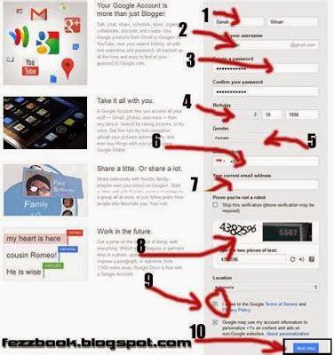 bagaimana membuat blog cara mudah membuat blog keren di blogspot