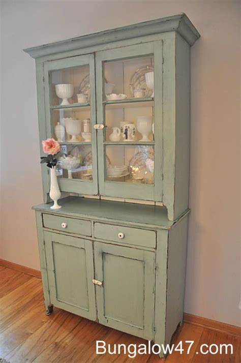 best 25 painted hutch ideas on hutch makeover