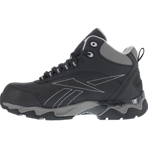 Reebok Beamer Safety Shoes composite toe met guard waterproof hiker reebok beamer