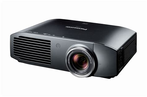Proyektor Panasonic panasonic introduces its hd 3d home theater projector panasonic newsroom global