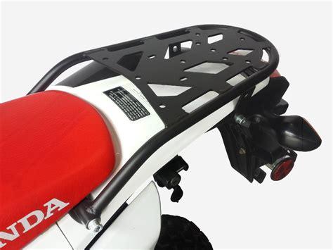 Crf250l Rack by Pmr Honda Crf250l Crf250m Enduro Series Rear Luggage