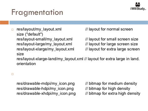 layout xlarge mdpi android workshop session 2