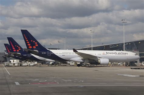 Brussels Airlines Airbus A330 200 by Brussels Airlines Airbus A330 200 Oo Sfu Bru 15 05 2014 7