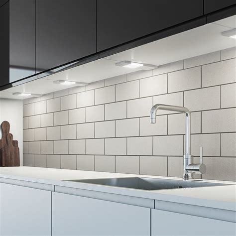 undercounter kitchen lighting slim profile sls led under cabinet strip light modern