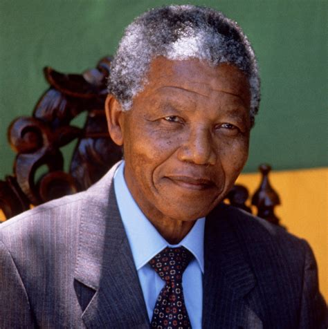 Nelson Mandela it is nelson mandela day today here s what it is all