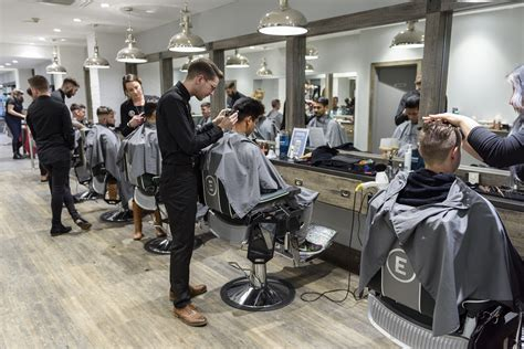 barber s everyman barbers toast 10 years with new salons and a hip