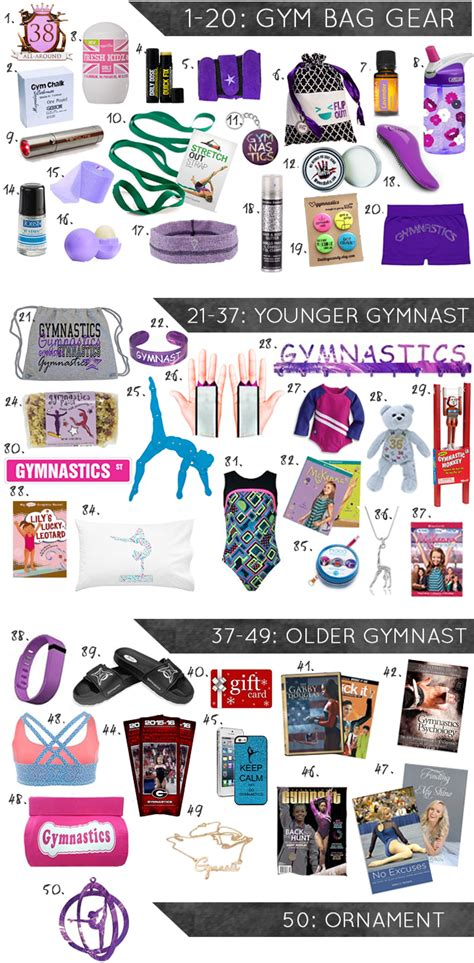 best gymnastics christmas gifts gymnastics gifts 2015