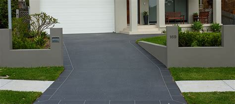 Gray Paint Color by Olympic Concrete Resurfacing New Driveways Stenciling