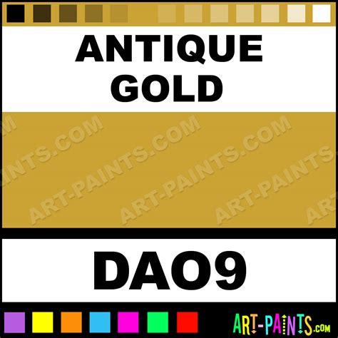 antique gold decoart acrylic paints dao9 antique gold paint antique gold color americana
