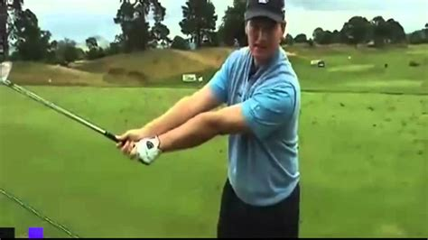 swinging youtube ernie els swing tips youtube