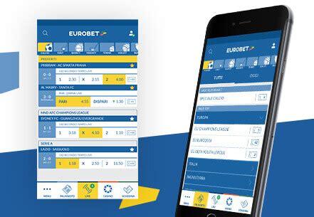 eurobet mobile eurobet scommesse gt 10 senza deposito e 200 di bonus
